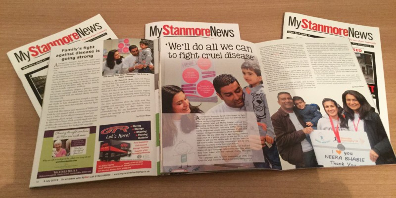 My Stanmore News